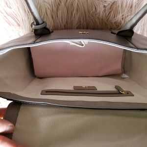 RADLEY LONDON Bags - Radley London grey leather satchel handbag